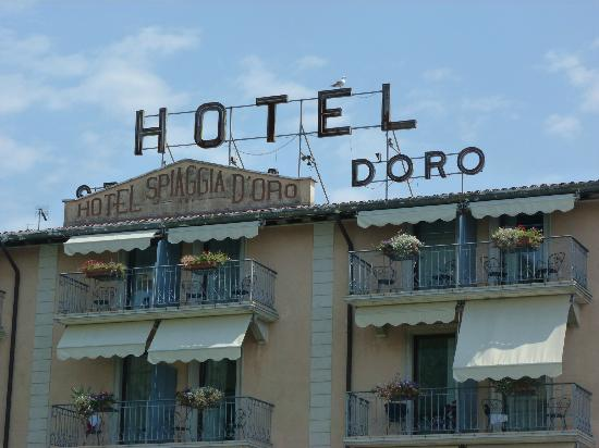 Hotel Spiaggia d'Oro - Charme & Boutique: The hotel from the pool