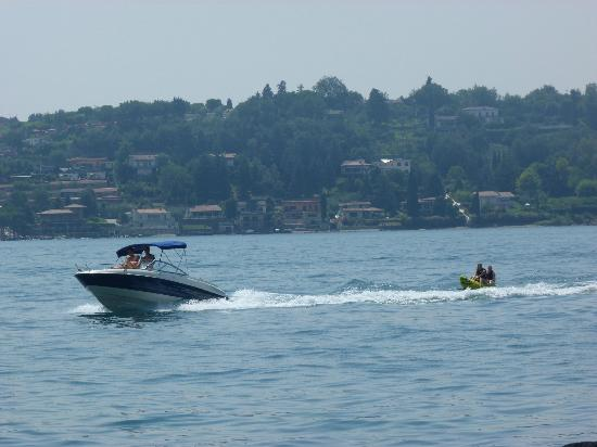Hotel Spiaggia d'Oro - Charme & Boutique: Lake Garda has many accupations