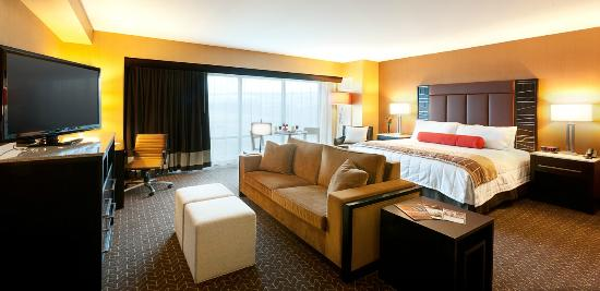 Wildhorse Resort & Casino: Plateau Suite