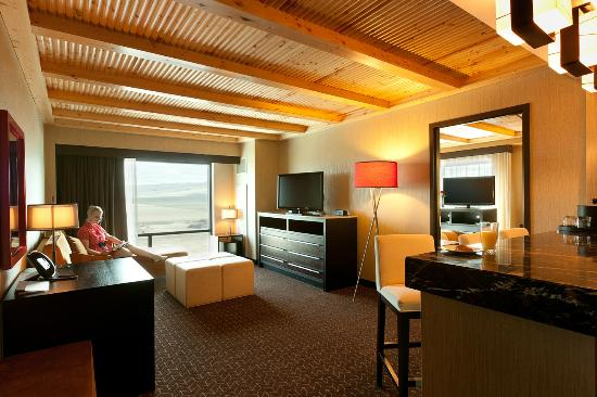 Wildhorse Resort & Casino: Vista Suite
