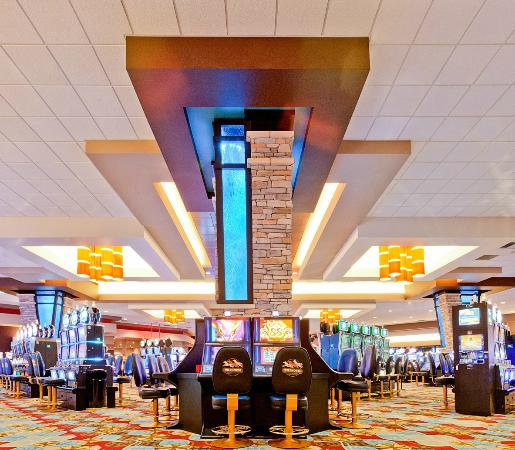 Wildhorse Resort & Casino: Gaming Floor