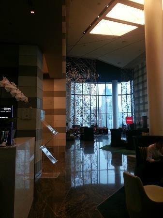 Novotel Bangkok Platinum Pratunam: Lobby