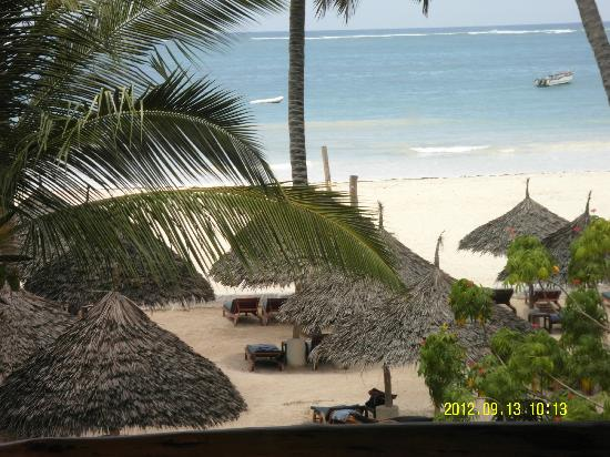Pinewood Beach Resort & Spa: View from suite.