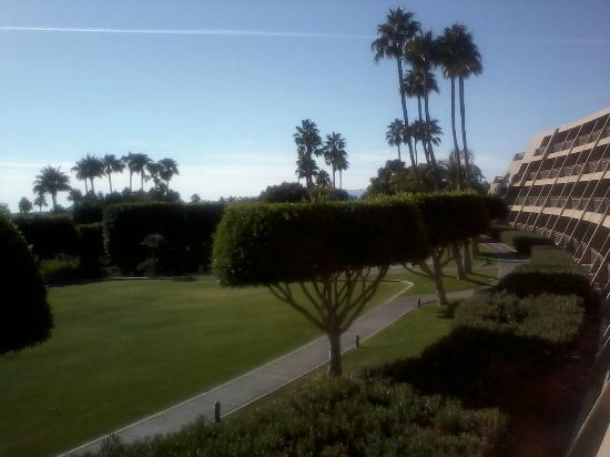 The Phoenician, Scottsdale: View from our suite.