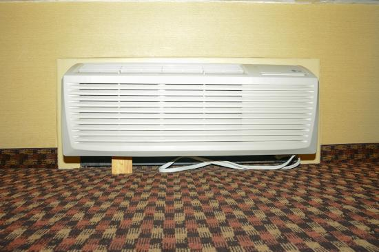Holiday Inn Lincoln - Downtown: HVAC