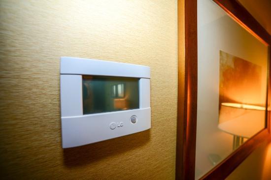 Holiday Inn Lincoln - Downtown: HVAC dead controls