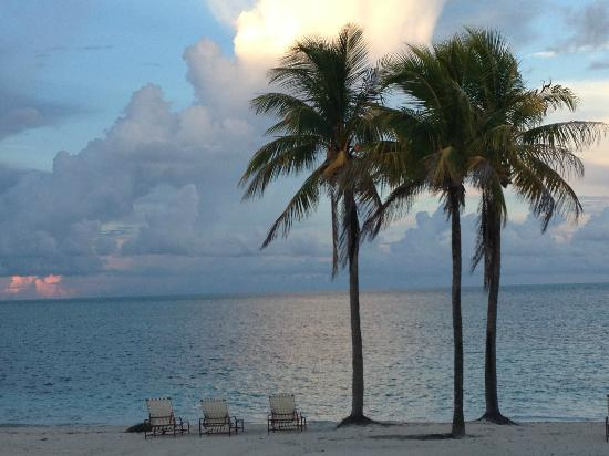 Old Bahama Bay: View from our patio