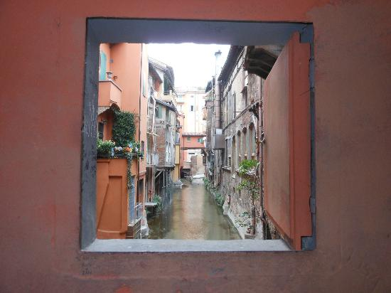 la piccola Venezia bolognese...