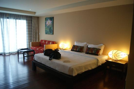 Baan Laimai Beach Resort : Big and spacious room
