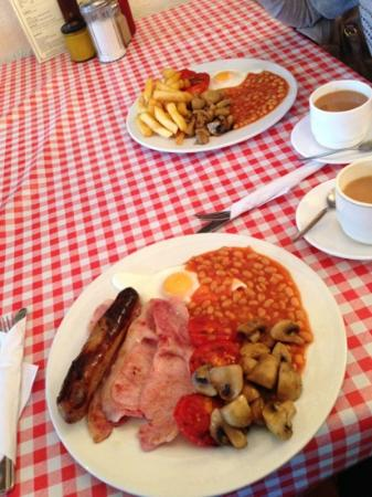Terry's Cafe: delicious