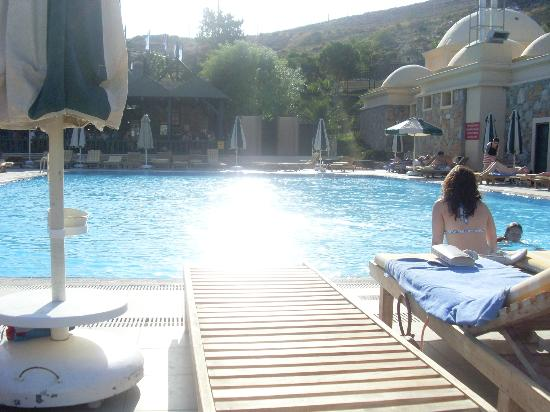 Family Life Bodrum Imperial: adults pool