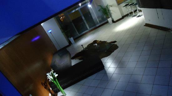 Paisasky: una de las tres salas de estar con vista 180° sobre la ciudad