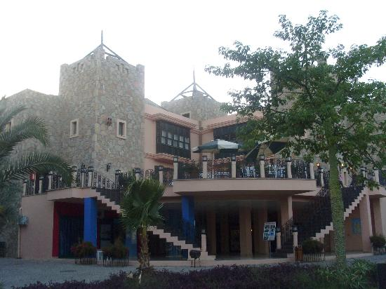 Bodrum Imperial : hotel reception