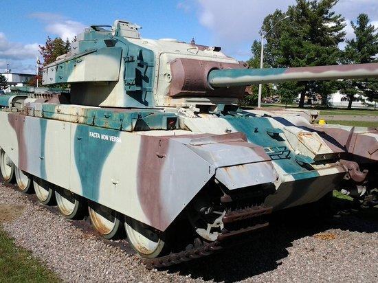 Petawawa, Канада: Tank