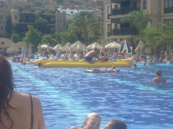 Bodrum Imperial : family pool