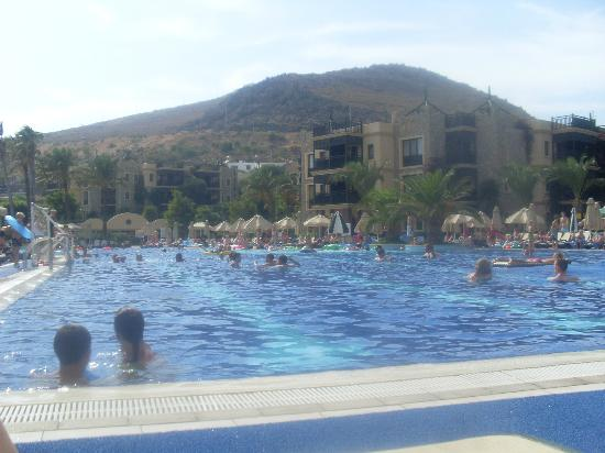 Bodrum Imperial: family pool
