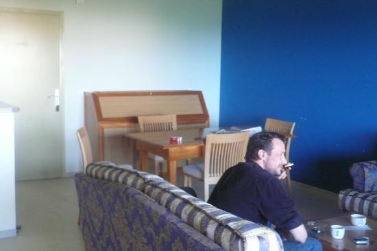 Casa del Sole : salon salle a manger