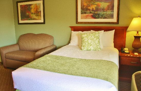 Loma Linda Inn: Double  Bed with Full size Sleeper