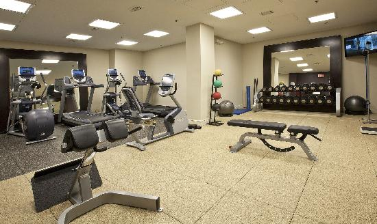 Embassy Suites by Hilton Austin - Downtown/Town Lake: Fitness Center