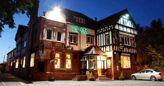 The Royal Oak Restaurant