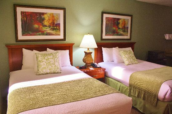 Loma Linda Inn: Double Deluxe Suite  with Sleeper Sofa