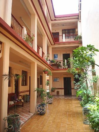 Hotel San Martin: Hotel