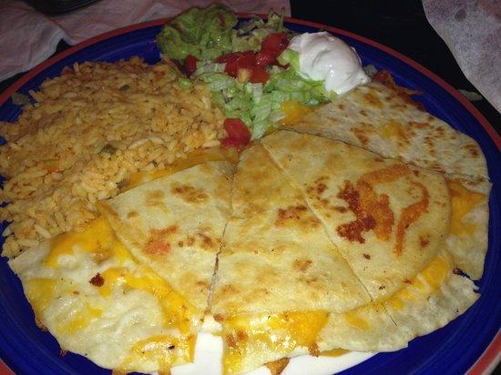 Don Pablo Mexican Restaurant Menu