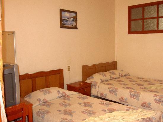 Hotel San Martin: Room