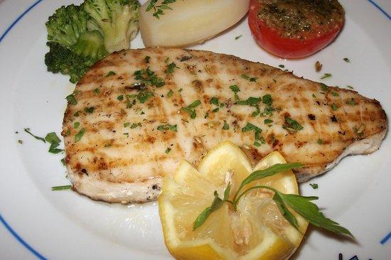 La Taverne de la Cote Bleue : Bad meal