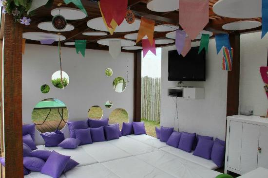 Serena Hotel Boutique Buzios: Playroom