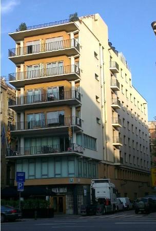 park hotel barcelona photo de park hotel barcelona. Black Bedroom Furniture Sets. Home Design Ideas