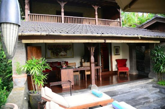 Bidadari Private Villas & Retreat: villa