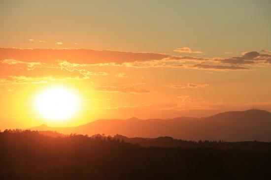 Fattoria Barbialla Nuova: sunset
