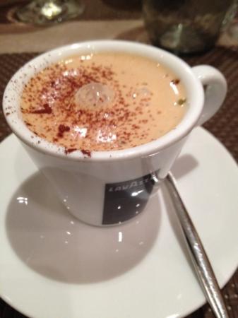 Suc Restaurant : delicia de otoño... foie, setas mmm