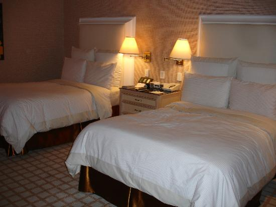 Wynn Las Vegas: Really comfortable beds