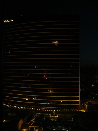 Wynn Las Vegas: Encore from the room