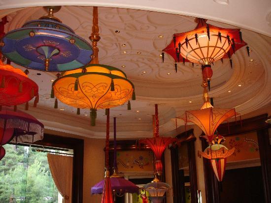 Wynn Las Vegas: Parasol Bar