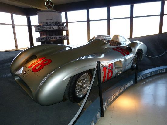 Museo Juan Manuel Fangio: Museum