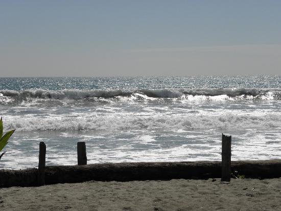 Cojimies, Ecuador: Marea llena