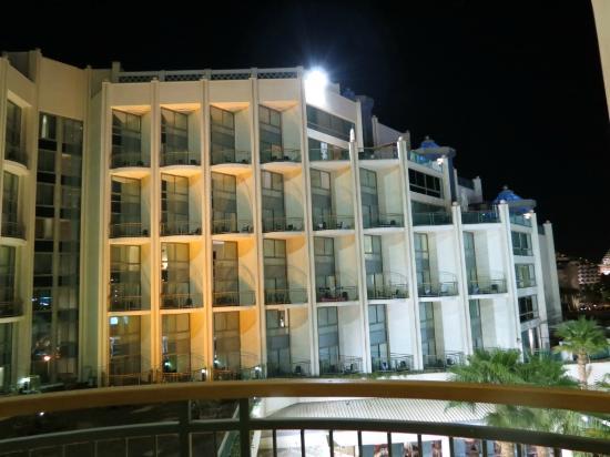 U Magic Palace: Balcony