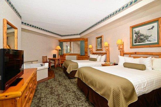 BEST WESTERN Northwoods Lodge