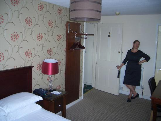 The Broadway Hotel: Room 302