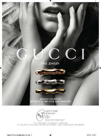 4d6d56c4ff7 Gucci Fine Jewelry at Kay s Fine Jewelry - Picture of Kay s Fine ...