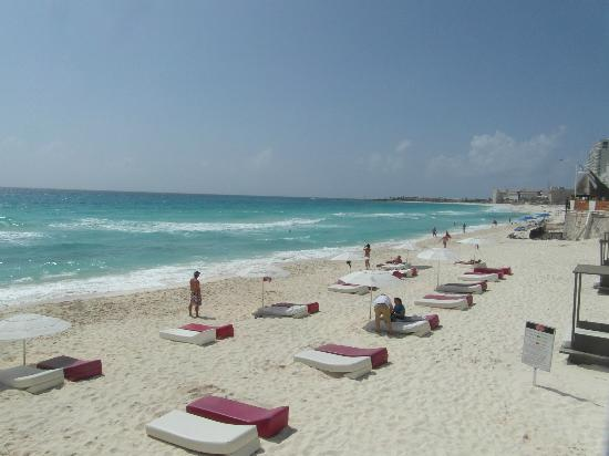 Bel Air Collection Resort & Spa Cancun : beach
