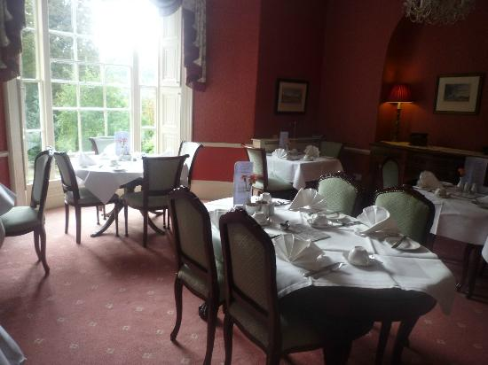 Bailbrook Lodge: breakfast lounge