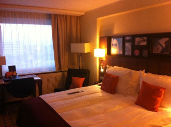 Radisson Blu Latvija Conference & Spa Hotel: Bedroom
