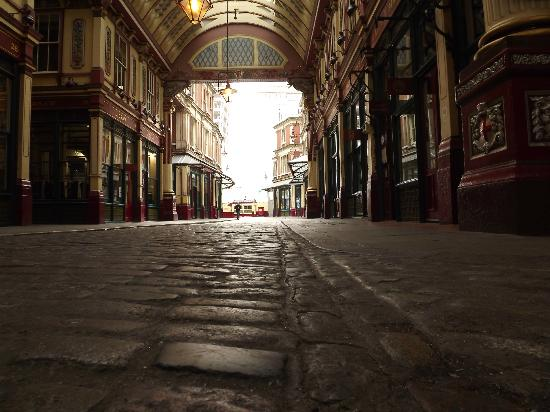 Hairy Goat Photography Tours: Leadenhall Market