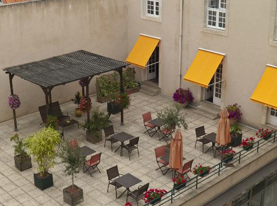 best western poitiers centre le grand hotel 4 П�а��е