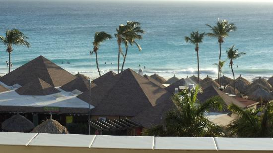 Casa Del Mar Beach Resort: View from our room