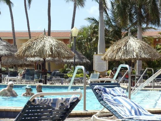 Casa Del Mar Beach Resort: Pool was always keeped clean